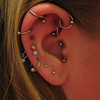 Starburst Project with Transverse Tragus.